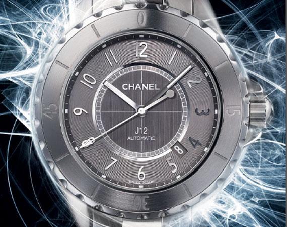 Новинка от Chanel - J12 Chromatic