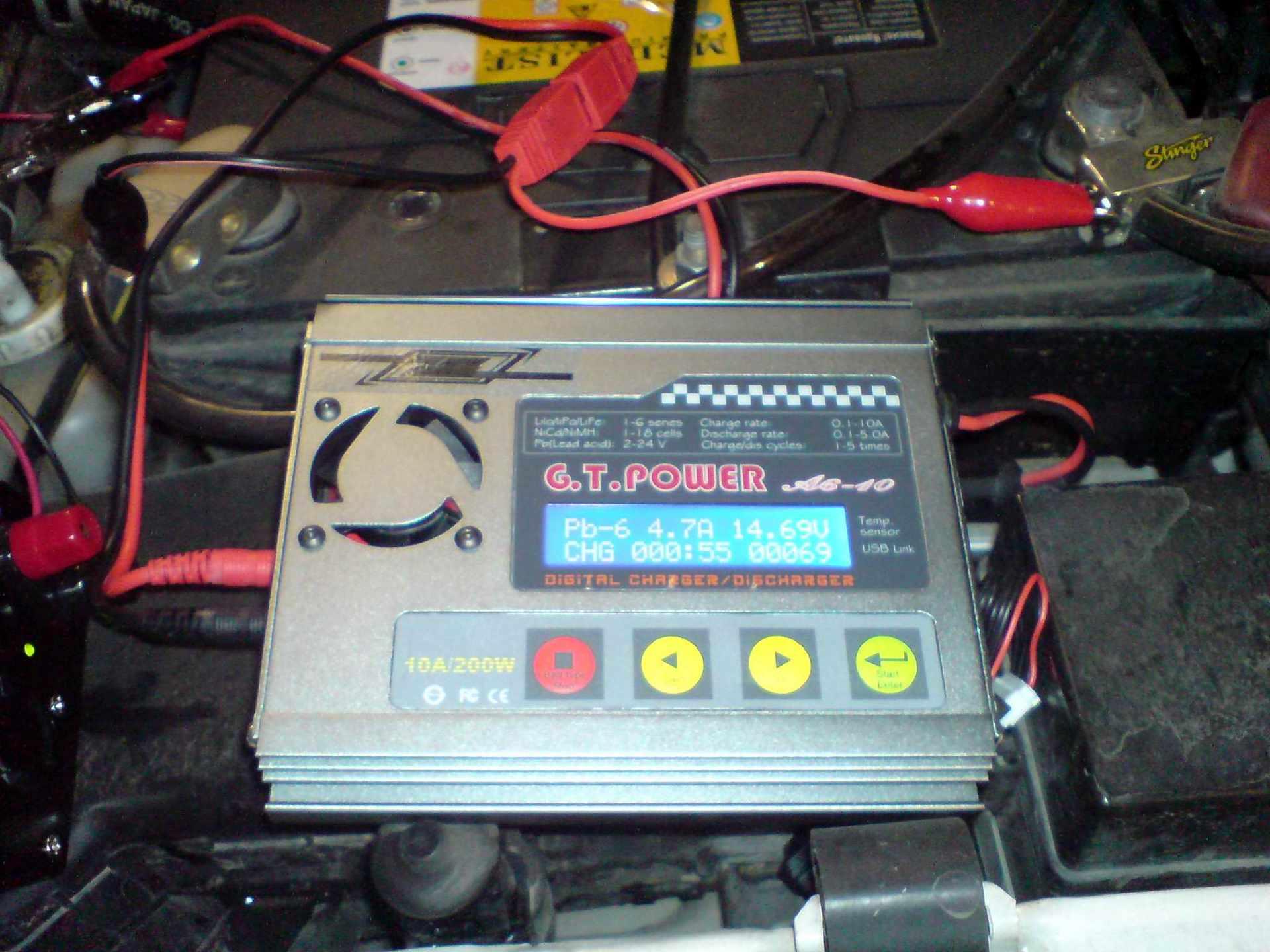 Как сделать аккумулятор 190
